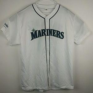 Edgar Martinez Seattle Mariners Jersey XL